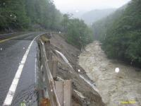 Cold River Route 2 Irene