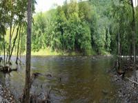 Diamond Drill Pool, Deerfield  River. 6 14 2013