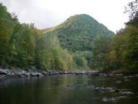 Deerfield River near Fife Brook Dam