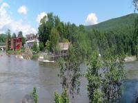 Deerfield River at Shelburne falls, June 14 2013.