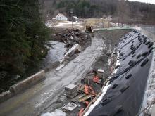 Route 116 repair